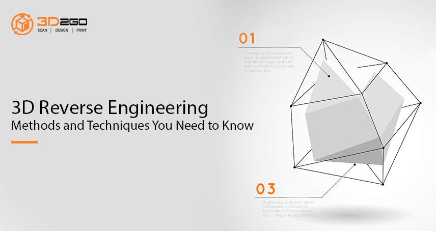 Blog banner for 3D Reverse Engineering Methods and Techniques You Need to Know