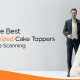 A blog banner by 3D2GO Philippines titled Create The Best 3D Customized Cake Toppers With 3D Face Scanning