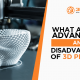 What are the Advantages and Disadvantages of 3D Printing? blog banner