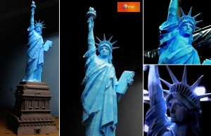 Statue of Liberty (FDM Printed)