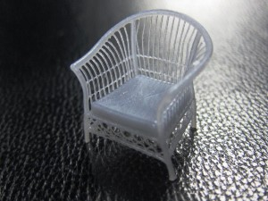 chair scale model
