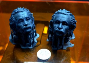 Einstein heads