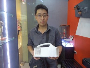 3D2GO customer