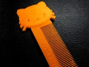 Hello Kitty comb