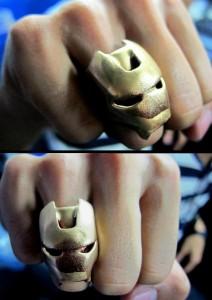 Iron Man ring