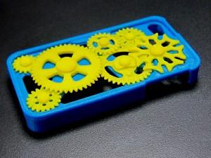 Gear iPhone 4 case