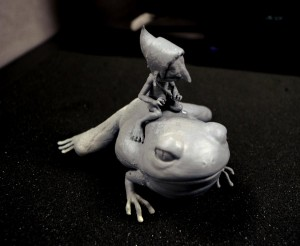 Goblin & Frog