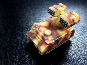 Little Tank Fighter