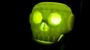 Android Skull