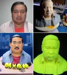 Miniature Bust