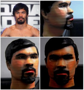 Manny Pacquiao Head