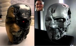 Custom T800 head