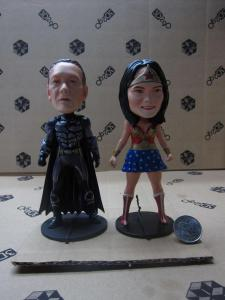 Darth & Wonder Woman