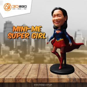 Custom Super Girl