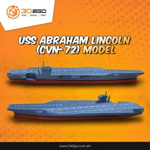USS-Abraham-Lincoln (CVN-72) Ship