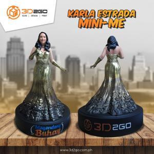Miss Karla Estrada
